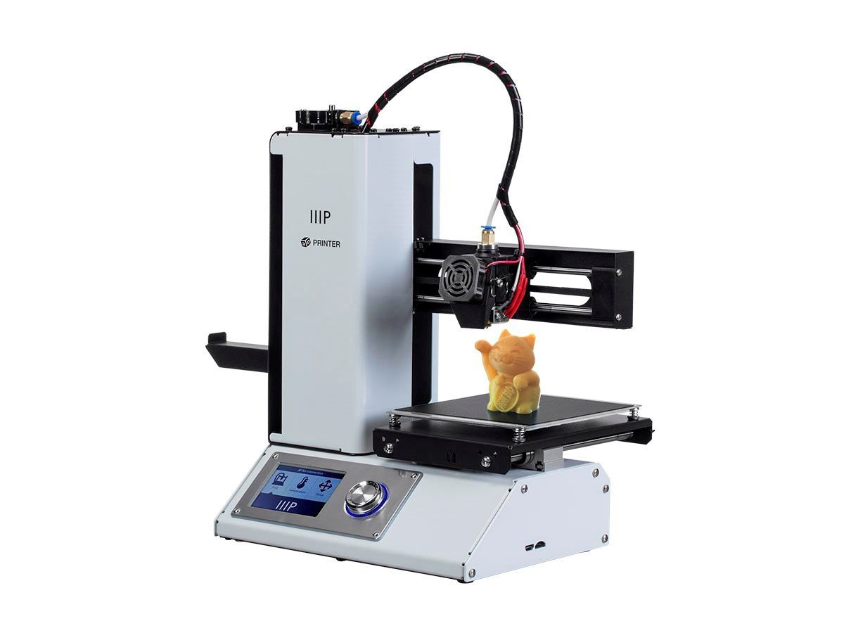 Monoprice Select Mini 3D Printer with Heated Build Plate